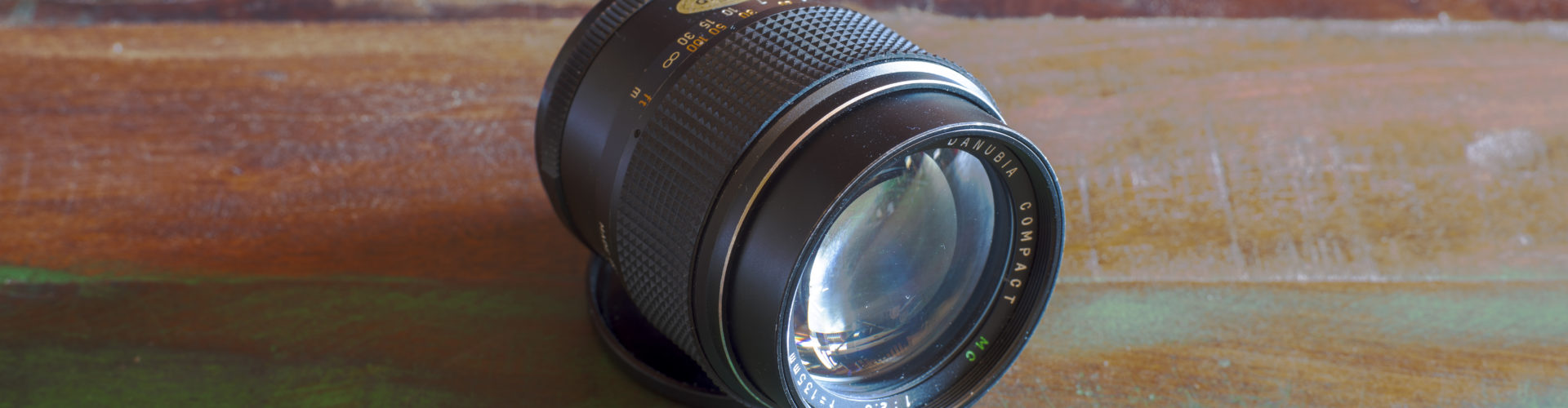 Auto Danubia Compact 135mm f/2.8 M42 Lens Review